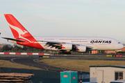 Airbus A380-842 (VH-OQC)