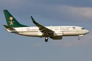 Boeing 737-7AJ/BBJ (HZ-MF2)