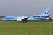 Boeing 737-8K5 (OO-JEF)