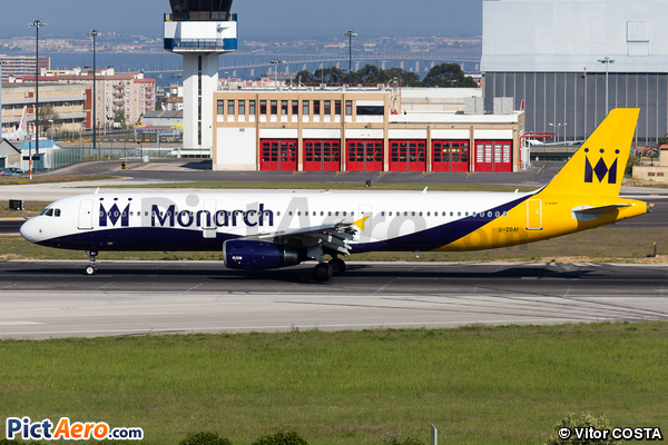 Airbus A321-231 (Monarch Airlines)