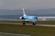 Fokker 70 (F-28-0070) (PH-KZI)