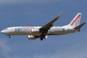 Boeing 737-85P (EC-JNF)
