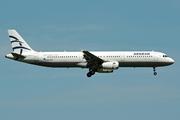 Airbus A321-231 (SX-DVZ)