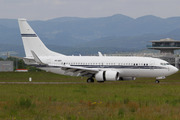 Boeing 737-7BC/BBJ (PR-BBS)