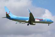 Boeing 737-8K5/W (OO-JAD)