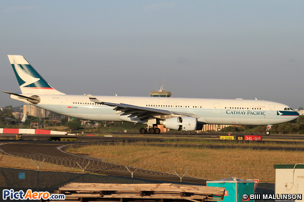 Airbus A330-342 (Cathay Pacific)