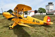 Bücker Bü-131B Jungmann (F-AZTZ)