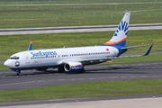 Boeing 737-8CX (TC-SED)