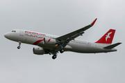 Airbus A320-214/WL (F-WWIH)