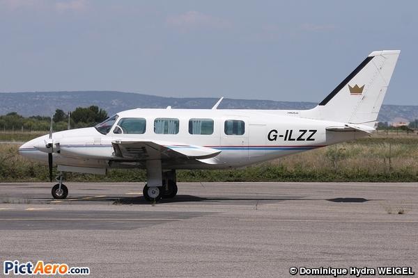 Piper PA-31-310 Navajo C  (Privé / Private)