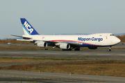Boeing 747-8KZF/SCD