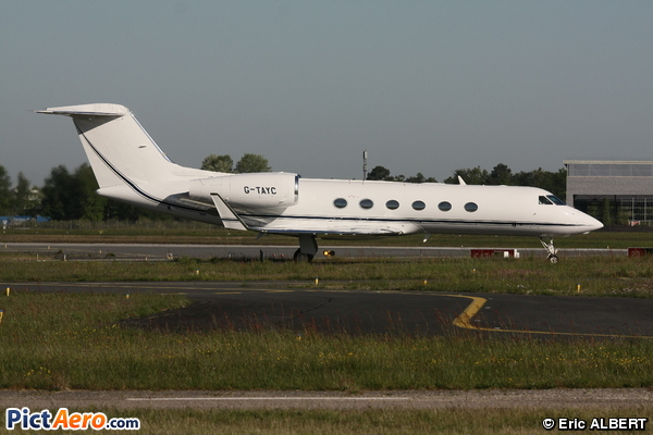 Gulfstream Aerospace G-450 (TAG Aviation)