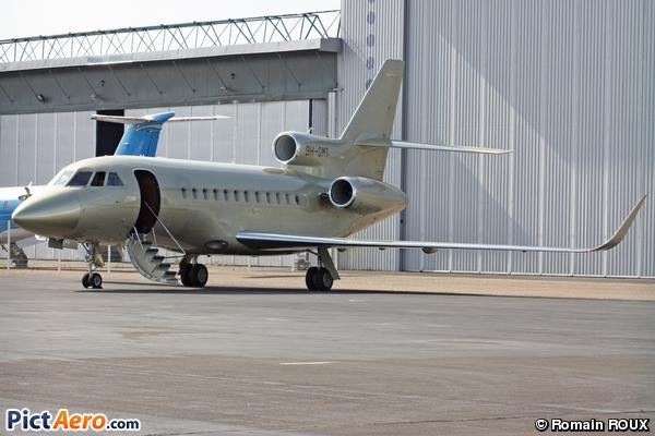 Dassault Falcon 900EX (Comlux Aviation Malta)