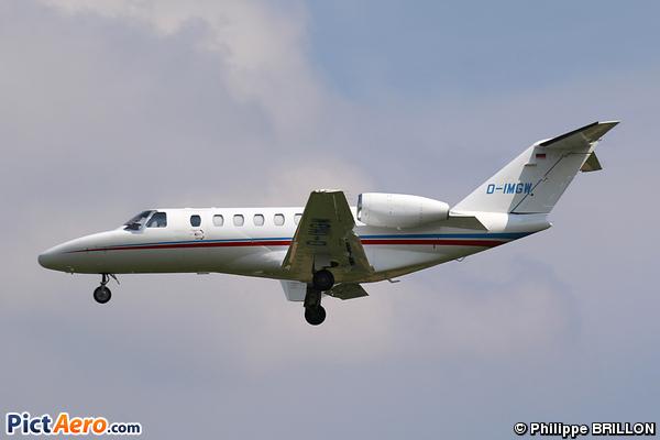 Cessna 525A CitationJet CJ2+ (Air Hamburg)