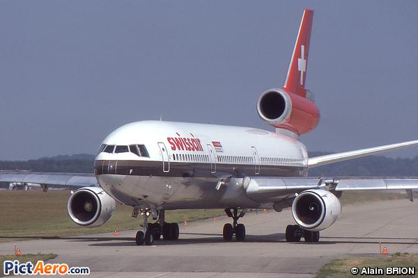 McDonnell Douglas DC-10-30 (Swissair)