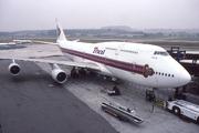 Boeing 747-4D7/BCF (HS-TGJ)