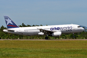 Airbus A320-233 (CC-BAC)