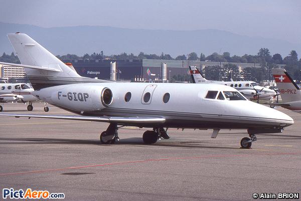 Dassault Falcon 10 (Air Ingenierie Finance-Regourd Aviation)