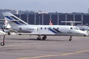 Dassault Falcon 20 E (F-GKDB)