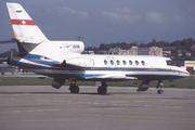 Dassault Falcon 50 (HB-IAM)
