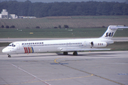 McDonnell Douglas MD-81 (DC-9-81) (OY-KHM)