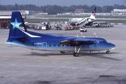 Fokker F-27A (F-GEXZ)