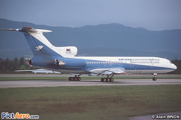 Tupolev Tu-154M (Ariana Afghan Airlines)