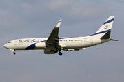 Boeing 737-8Q8 (4X-EKP)
