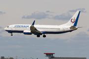Boeing 737-8K5(WL) (VQ-BNK)