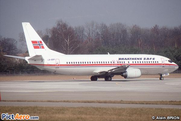 Boeing 737-405 (Braathens)
