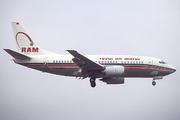 Boeing 737-5B6 (CN-RMW)