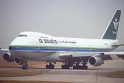Boeing 747-168B (HZ-AIC)