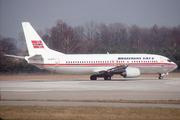 Boeing 737-405 (LN-BRP)
