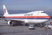 Boeing 747-123 (N155UA)