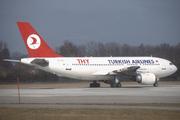 Airbus A310-203(F) (TC-JCL)