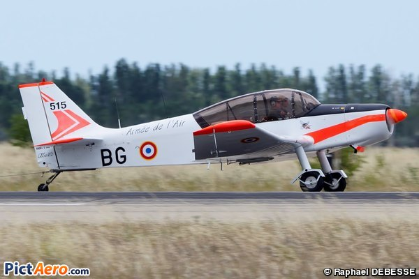 Jodel D-140R Abeille (France - Air Force)