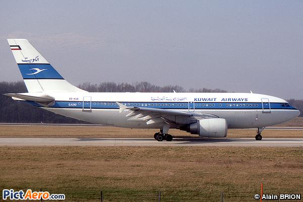 Airbus A310-304ET (Kuwait Airways)
