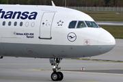 Airbus A321-231 (D-AISC)