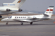 Cessna S550 Citation SII (HB-VHH)