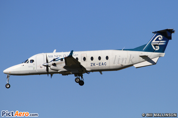 Beech 1900D (Eagle Airways)