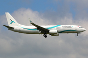 Boeing 737-8K5(WL (TC-TLG)