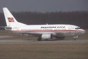 Boeing 737-505 (LN-BRG)