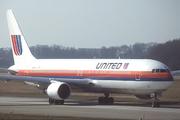 Boeing 767-322/ER (N642UA)