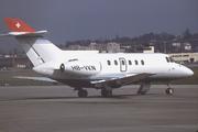 BAe-125-800A (HB-VKN)