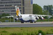 BAe 146-100 (SE-RJI)