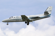 Cessna 550B Citation Bravo (OM-ATS)