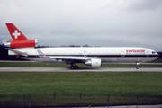 McDonnell Douglas MD-11/F (HB-IWK)