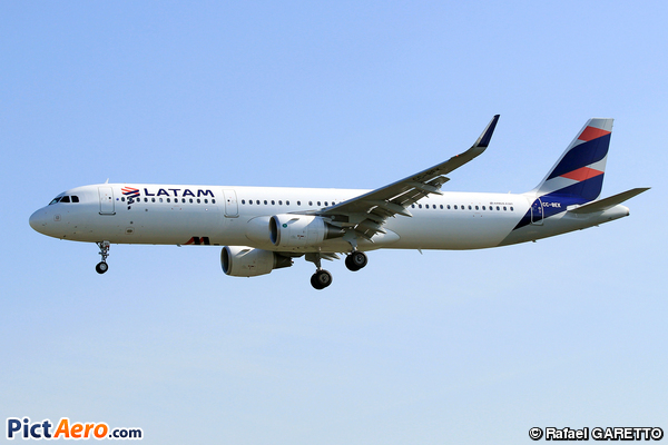 Airbus A321-231/SL (LATAM)