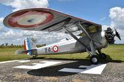 Morane-Saulnier MS-317 (F-HCJD)