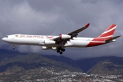 Airbus A340-313X (3B-NBE)